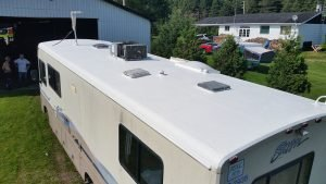 RV Roof Replacement After