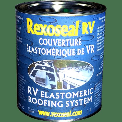 Rexoseal 1 Quart RV Roof Sealant