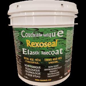 Rexoseal Elastic Basecoat 1 Gal.