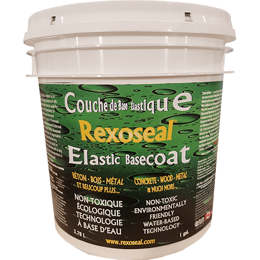 Rexoseal Elastic Basecoat Sealant