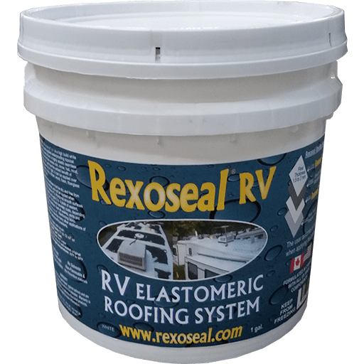 Rexoseal RV Roof Sealant