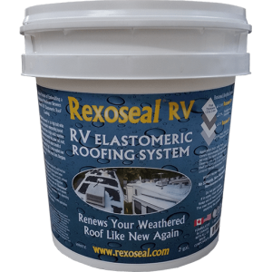 Rexoseal RV Roof Sealant 2 Gal.