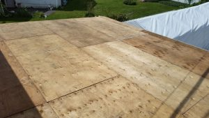 Home Roof Before