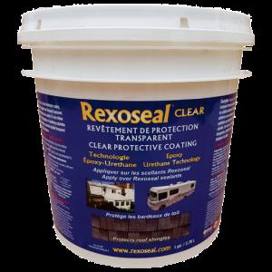 Rexoseal Clear 1 Gal.
