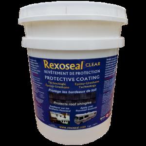 Rexoseal Clear 5 Gal.
