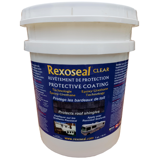 Rexoseal Clear Protective Coating