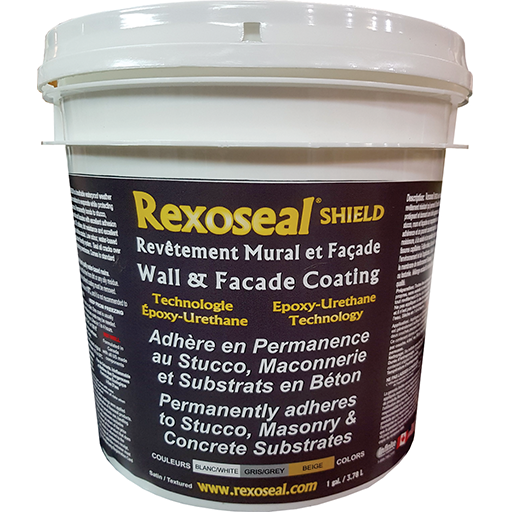 Rexoseal Shield Wall & Facade Coating